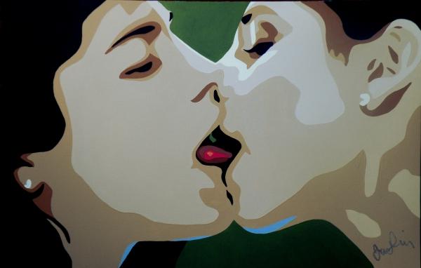 Sarah Michelle Gellar, Selma Blair by iankingart